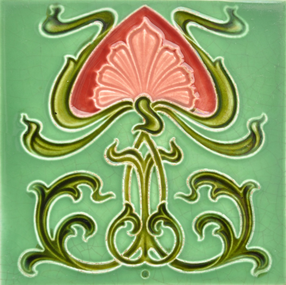 Rhodes Tile Co. c1905 – RS0579