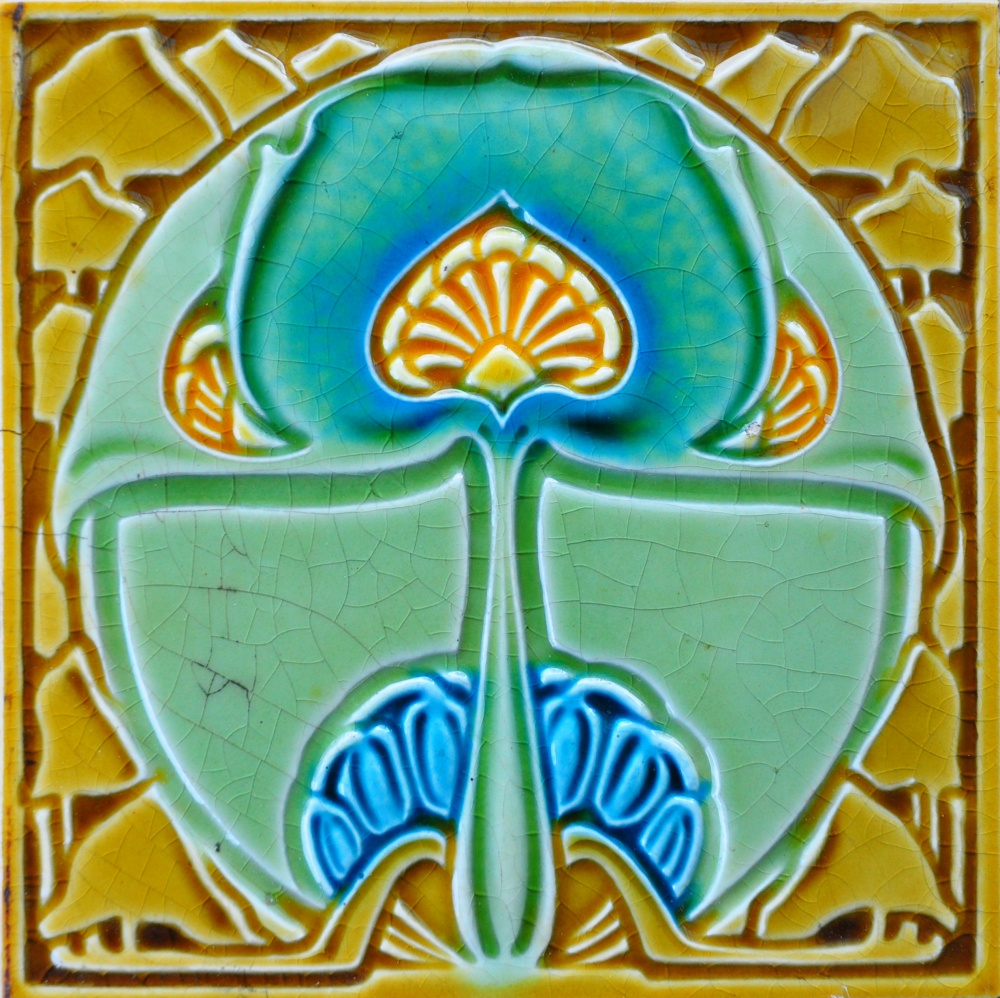 Cleveland Tile Co c1903/5